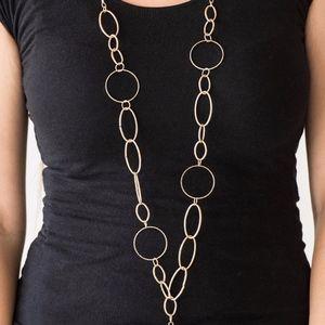 Free with Bundle Perfect Mismatch Copper Necklace